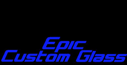 Epic Custom Glass, LLC Logo